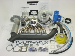 TRUST GReddy Full Turbo Kit Campaign – ECR33 RB25DET